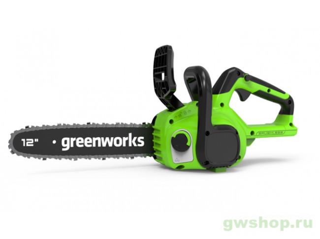 GD24CS30 2007007 в фирменном магазине GreenWorks