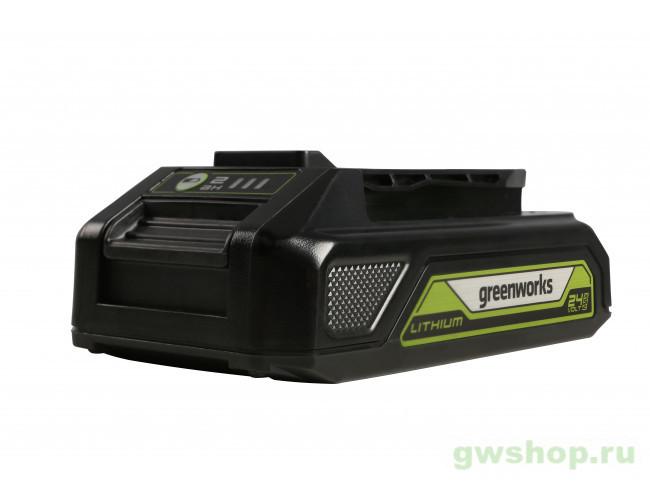 G24USB22 2939207 в фирменном магазине GreenWorks