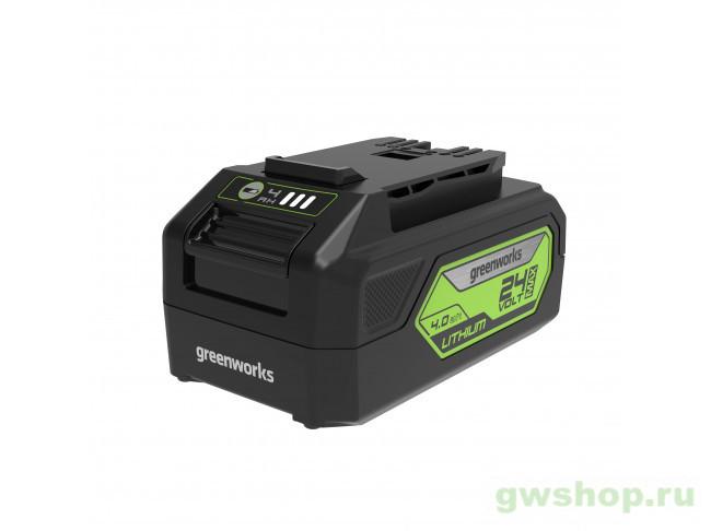 G24USB4 2939307 в фирменном магазине GreenWorks