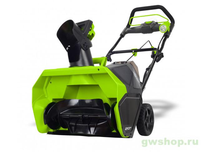 GD40ST 2600607 в фирменном магазине GreenWorks