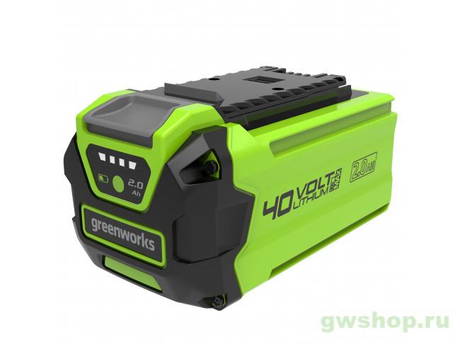 G40USB2 2939407 в фирменном магазине GreenWorks