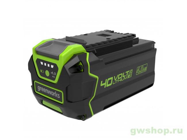 G40USB4 2939507 в фирменном магазине GreenWorks