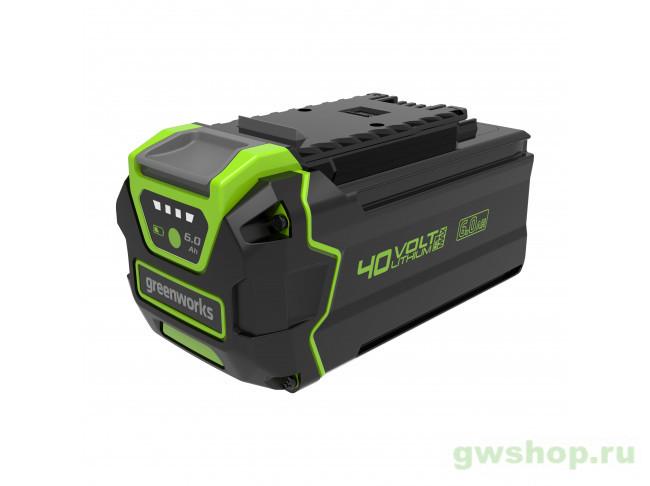 G40USB6 2939107 в фирменном магазине GreenWorks