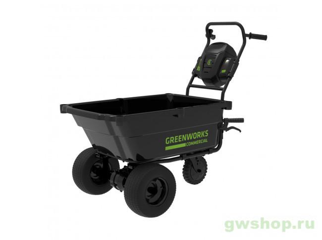 82В 7400607 в фирменном магазине GreenWorks