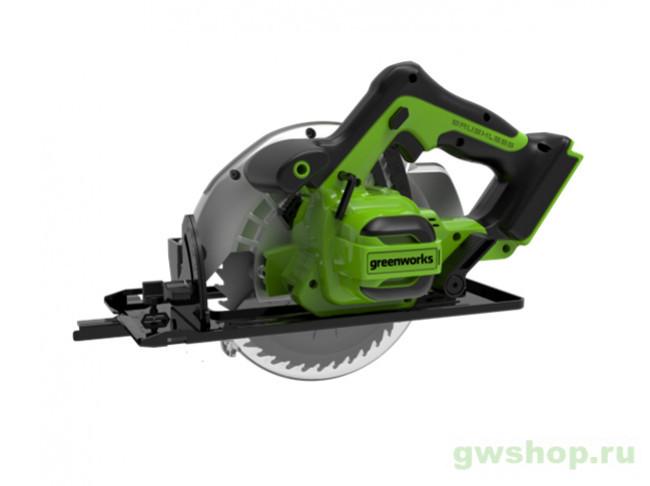 GD24CS 1500907 в фирменном магазине GreenWorks