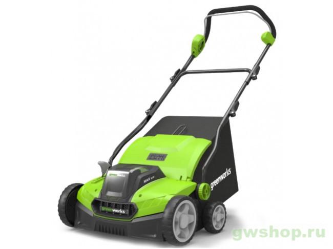 GDT15 2515507 в фирменном магазине GreenWorks