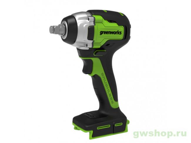 GD24IW400 3802907 в фирменном магазине GreenWorks