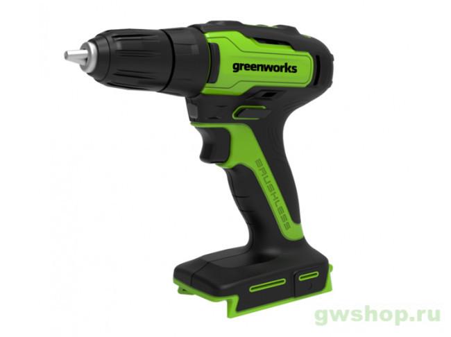 GD24DD35 3704007 в фирменном магазине GreenWorks