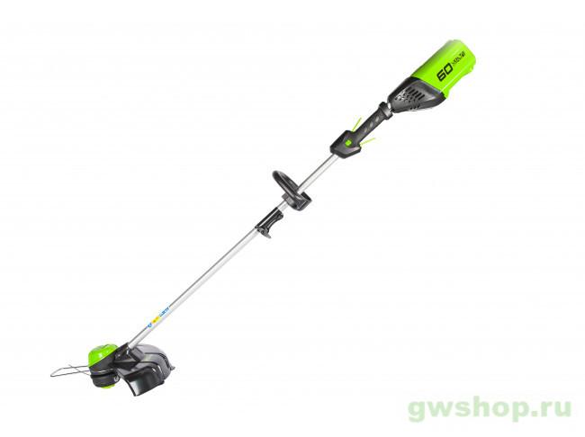 GD60LT с АКБ и ЗУ 2103207UA в фирменном магазине GreenWorks