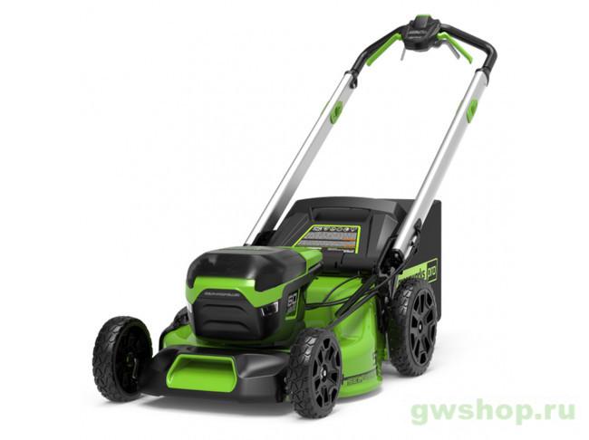 GD60LM51SP 2514307UB в фирменном магазине GreenWorks