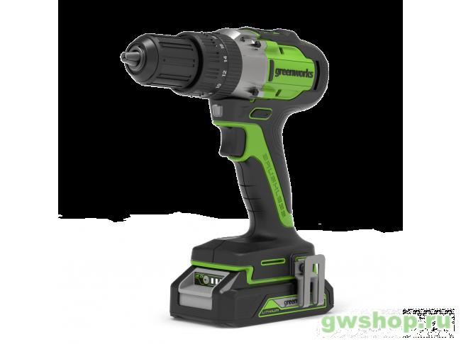 GD24DD60 3704107UA в фирменном магазине GreenWorks
