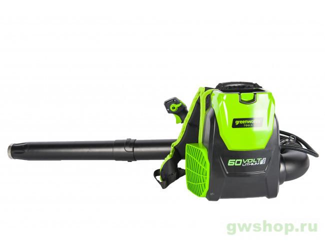 GD60BPB 2402307 в фирменном магазине GreenWorks