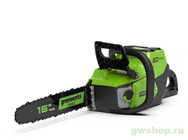 GD60CS40 2001807 в фирменном магазине GreenWorks