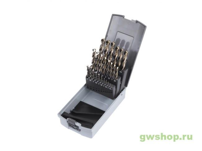HSS-G Cobalt DIN338 Set 4932352471 в фирменном магазине