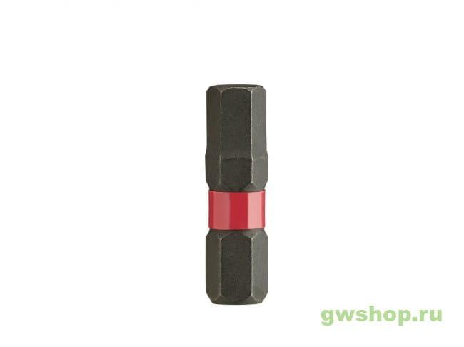 Hex 2,5 мм X 25 мм 4932430893 в фирменном магазине