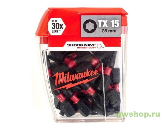 Shockwave Impact Duty TX15 х 25 мм 4932430873 в фирменном магазине
