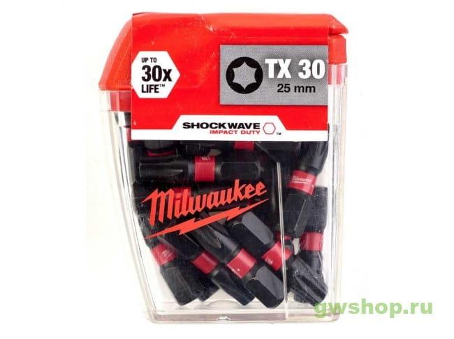 Shockwave Impact Duty TX30 х 25 мм (25шт) 4932430886 в фирменном магазине