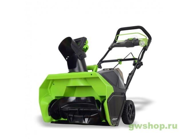 GD40ST 2600007 в фирменном магазине GreenWorks
