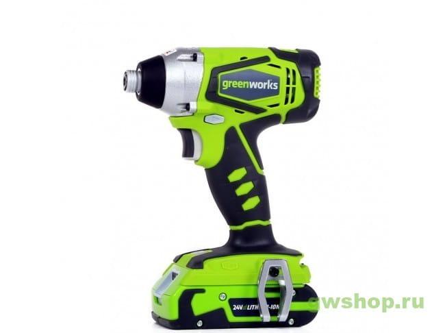 G24ID 3802207 в фирменном магазине GreenWorks
