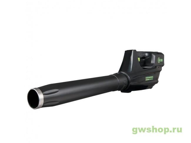 GC82BLK5 2401107UB в фирменном магазине GreenWorks