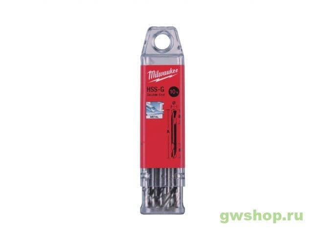 HSS-G DIN1412 6 x 66 мм (10шт) 4932352234 в фирменном магазине Milwaukee