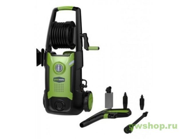 GPWG4 5100307 в фирменном магазине GreenWorks