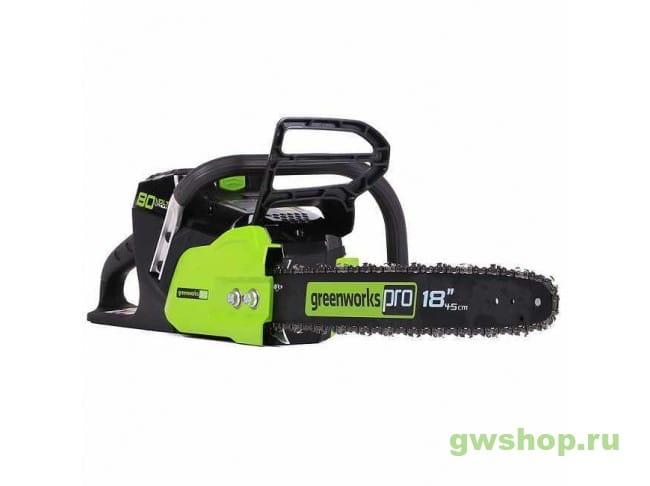 GD80CS50K2 2000507UA в фирменном магазине GreenWorks
