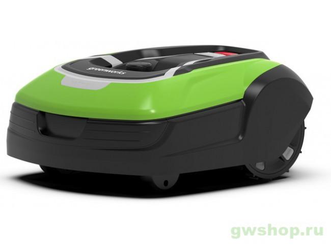 Optimow 10 GRL110 2505507 в фирменном магазине GreenWorks